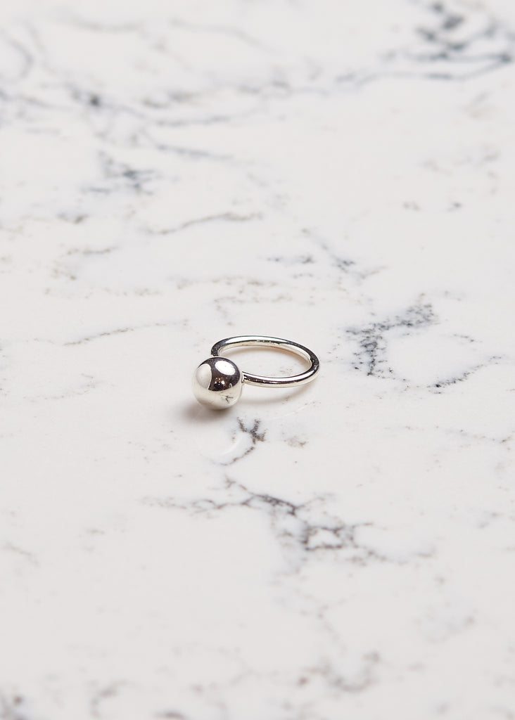 Ball Ring | Bague boule