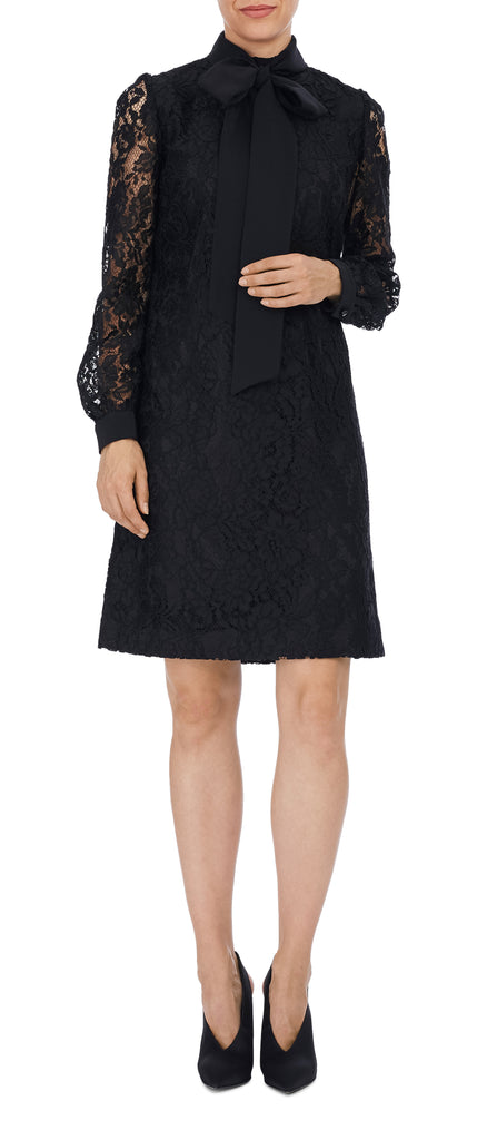 Klea Lace Dress | Robe Klea Dentelle