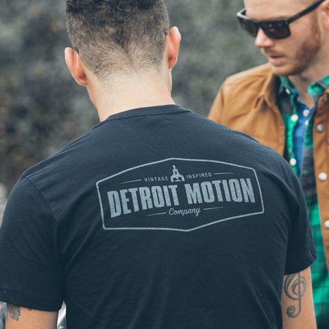 Detroit Motion Co. Unisex Tee