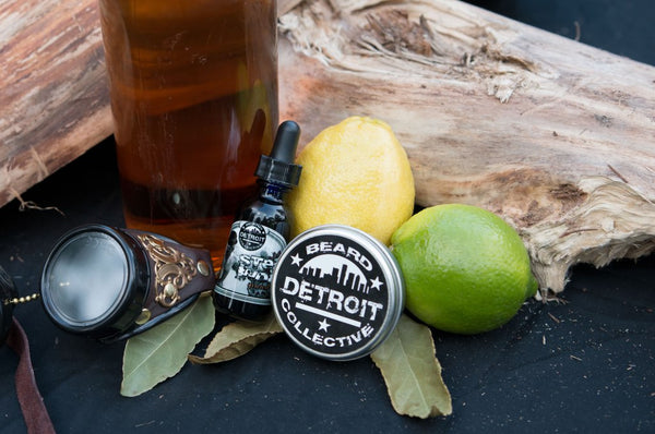 Detroit Beard Collective - Beard Butter - Leave-In Beard Conditioning Balm