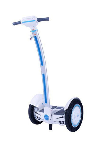 Airwheel S3 Scooter White Blue