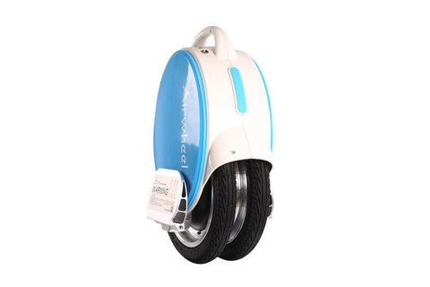 Q5 260wh Unicycle Blue