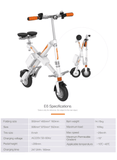Airwheel E6 Electric Bicycle