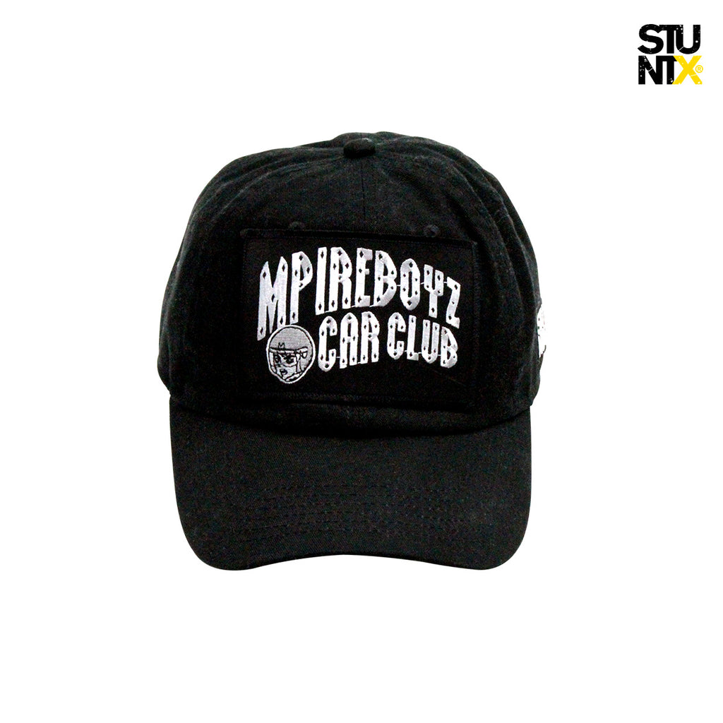 MPIREBOYZ® Interstellar Dad Hat Black