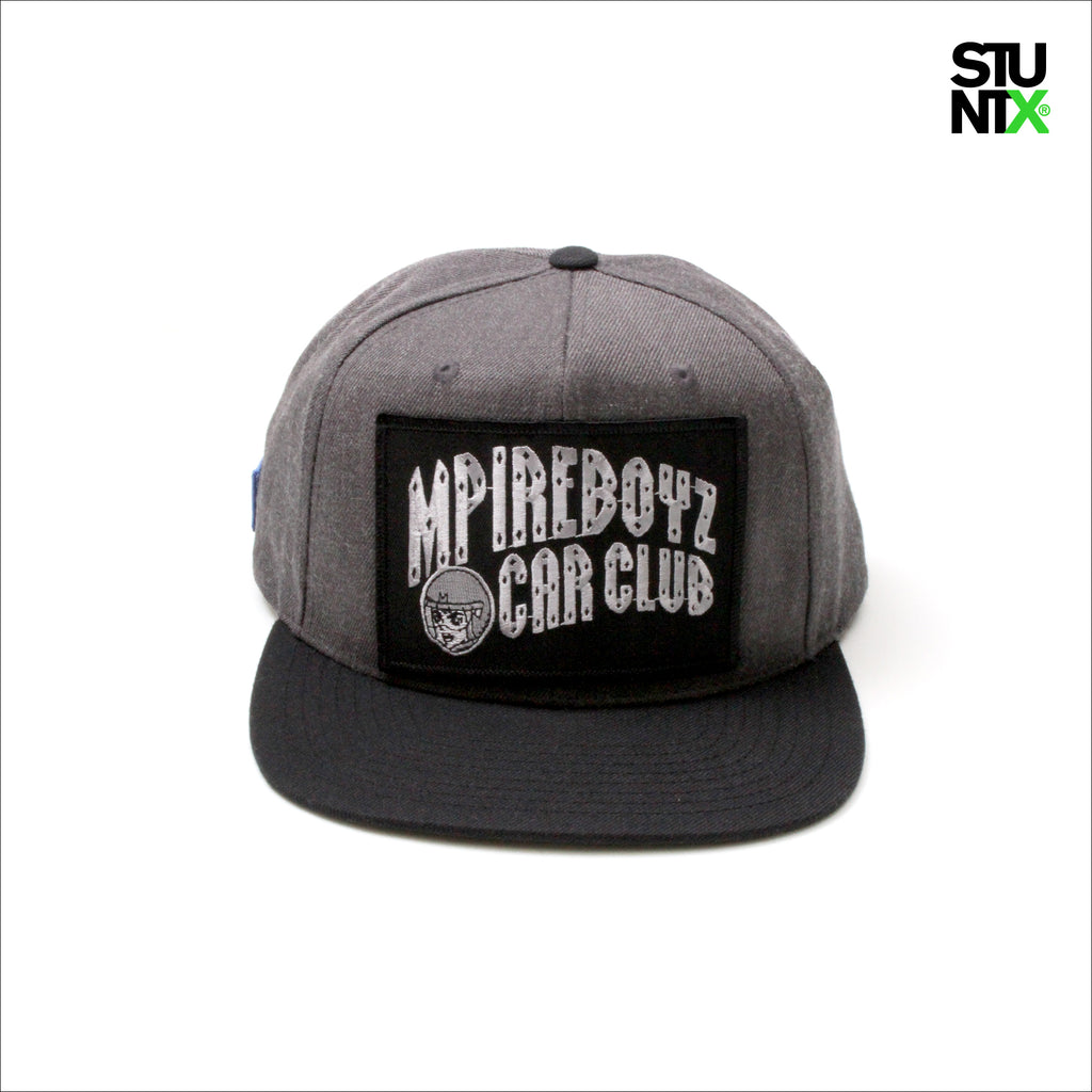 MPIREBOYZ® Interstellar 02 Snap Back Cap