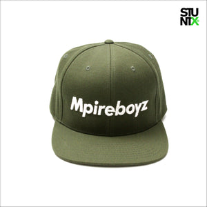 STUNTX® x MPIREBOYZ® The Kruger Snap Back Cap