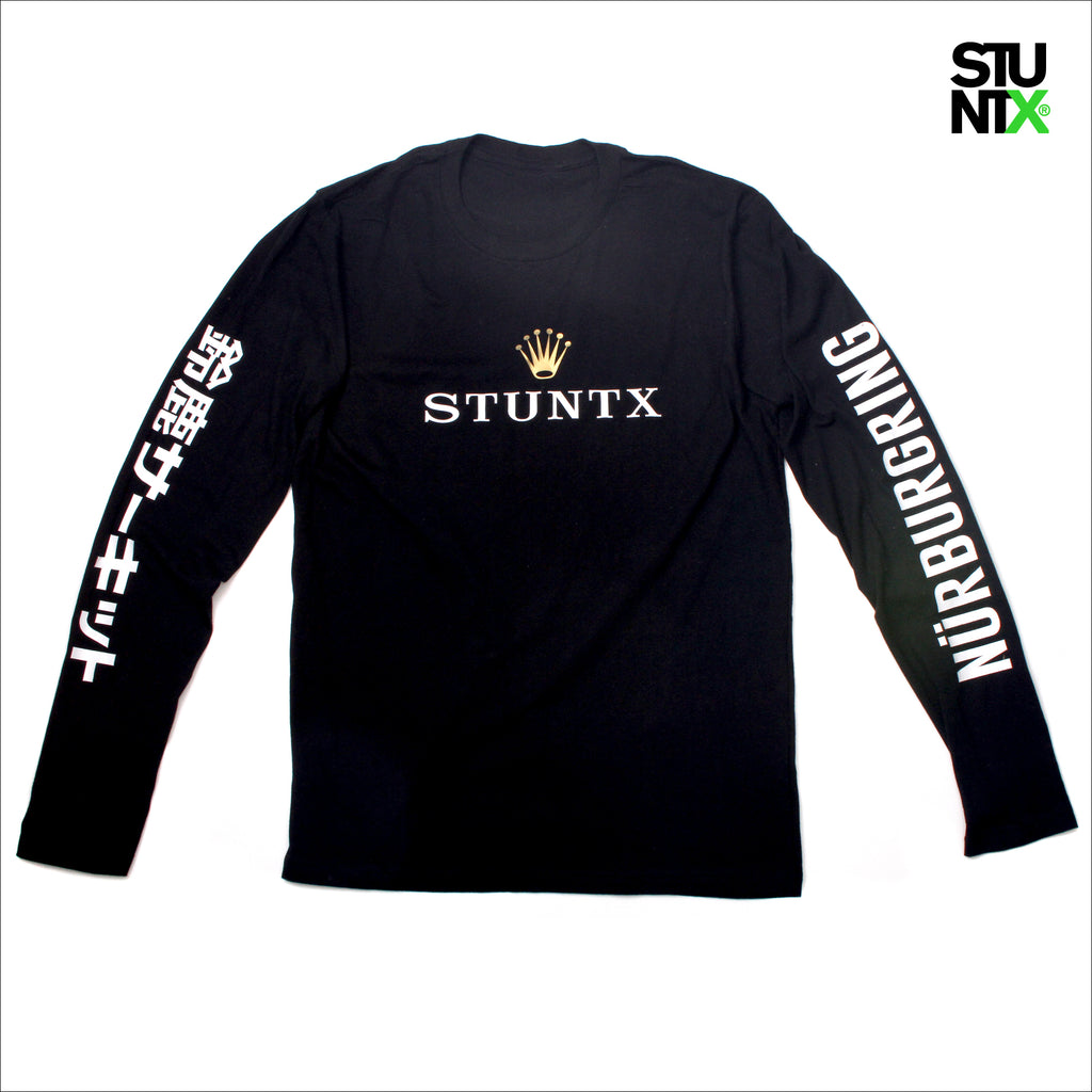 STUNTX® Oyster 3.0 Long Sleeve T-Shirt