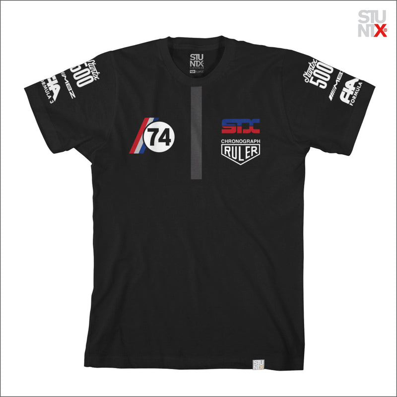 STUNTX® F1 PODIUM SHORT SLEEVE T-SHIRT
