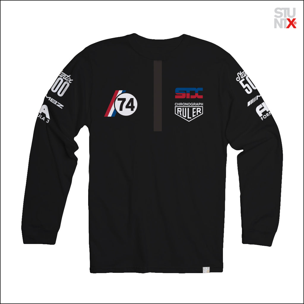 STUNTX® F1 PODIUM LONG SLEEVE T-SHIRT
