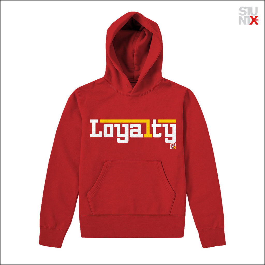 STUNTX® LOYALTY COTTON HOODY