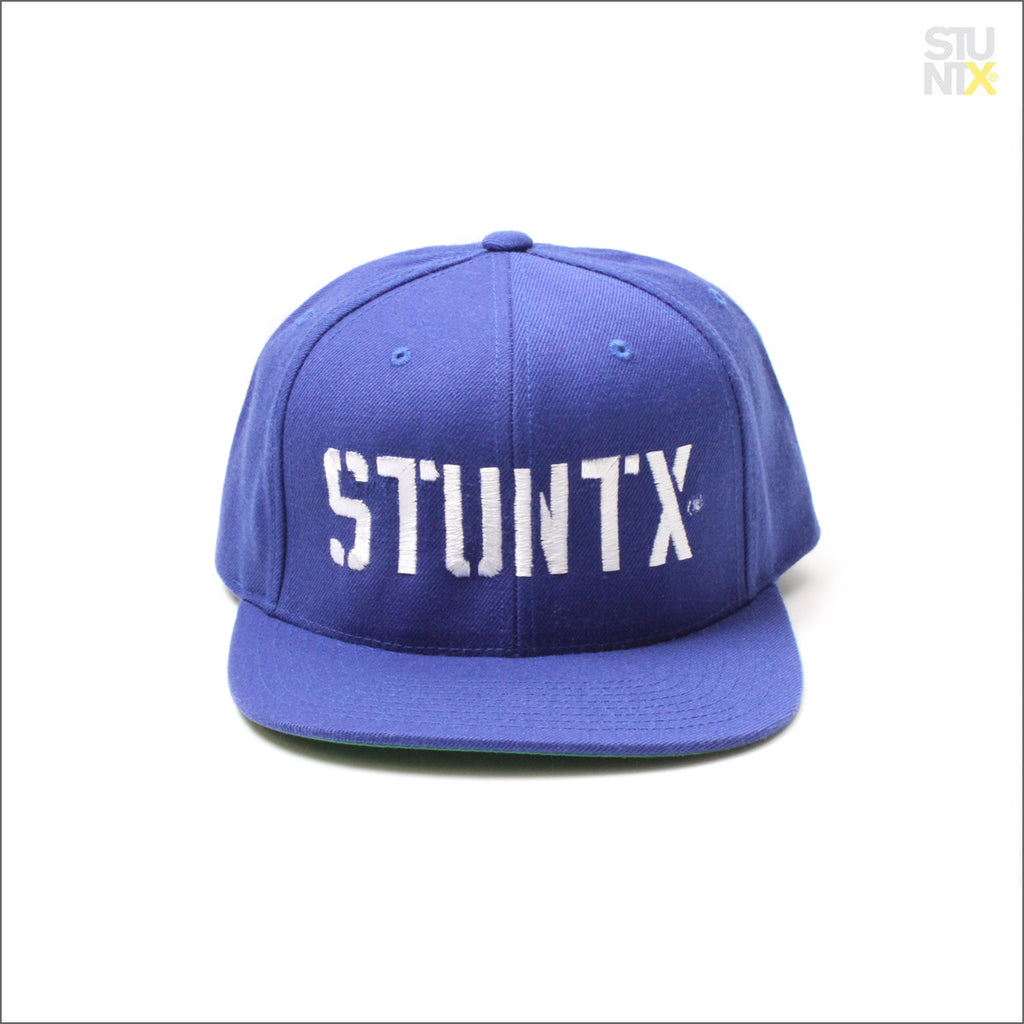 STUNTX® ORIGINALS The Stencil Snap Back Cap