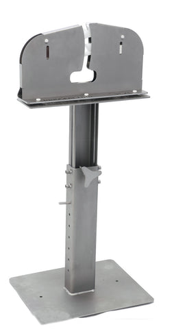 XL Stainless Steel Pedestal
