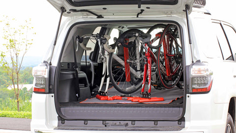 SteepGrade Bike Rack - SUV/Crossover/Truck
