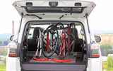 SteepGrade Bike Rack - SUV/Crossover/Truck - Red/White/Blue