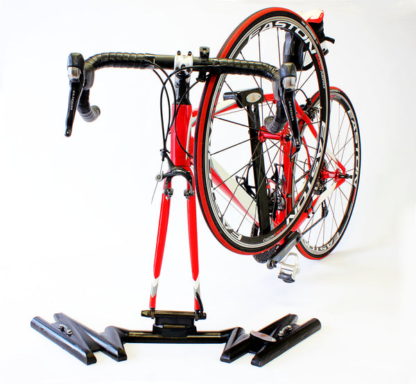 Asphalt Black Single Bike Rack