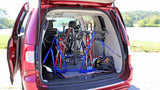 SteepGrade Bike Racks - SUV/Crossover/Truck - Red/White/Blue (UPC 856045006183)