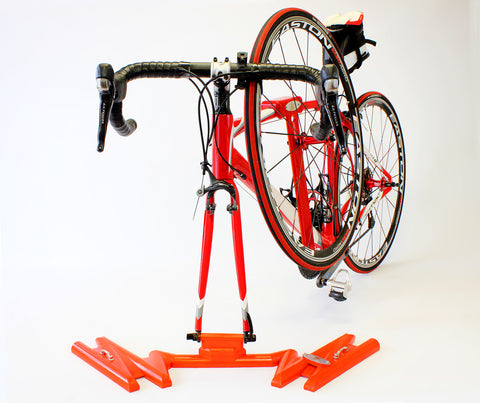 SteepGrade Orange Single Bike Rack