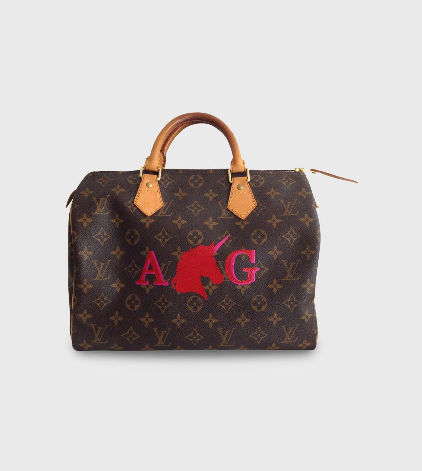 Louis Vuitton Speedy / Symbol + Monograms
