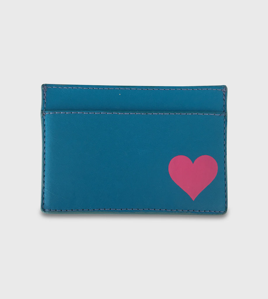 DTLAcustom Card Case - Heart