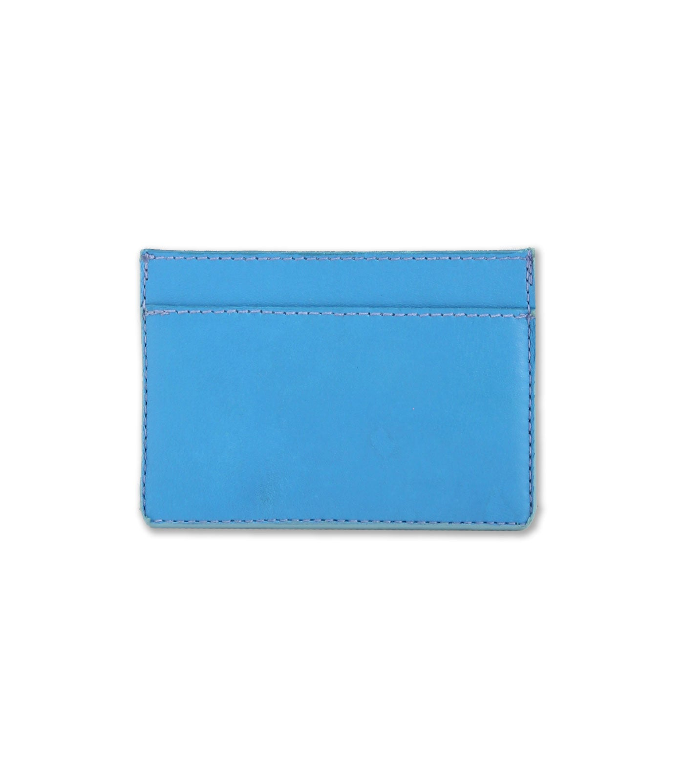 DTLAcustom Card Case / St Barth's Blue