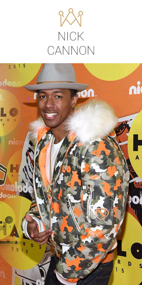 NICK CANNON – NOVEMBER 2015