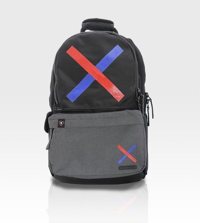 LexDray Copenhagen Backpack / Custom Art