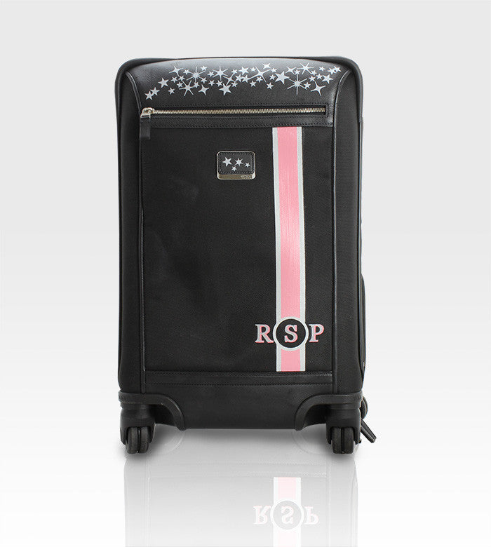 Tumi Osborne Luggage / Custom Art