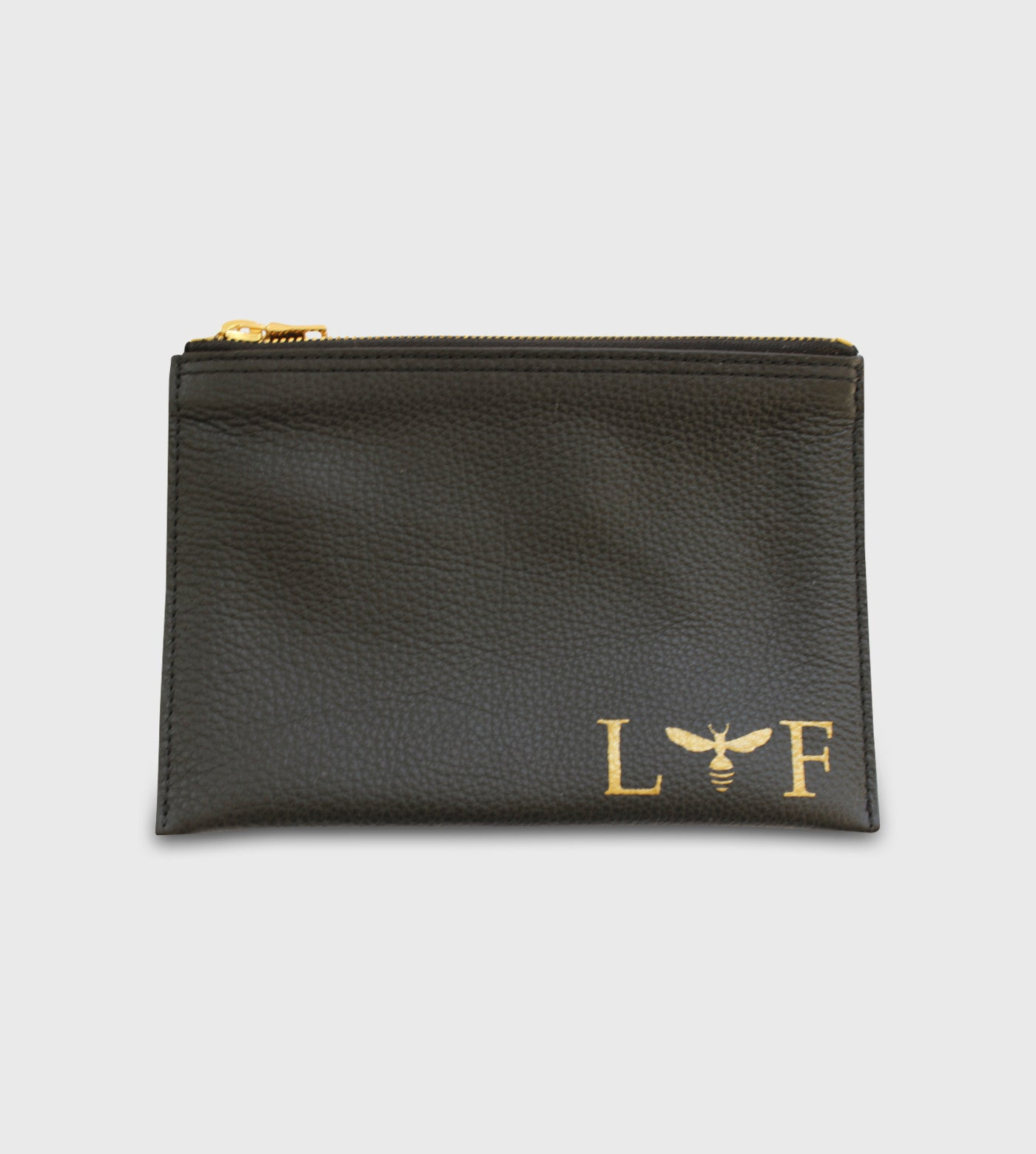 DTLAcustom Pouch / Lettering + Symbol