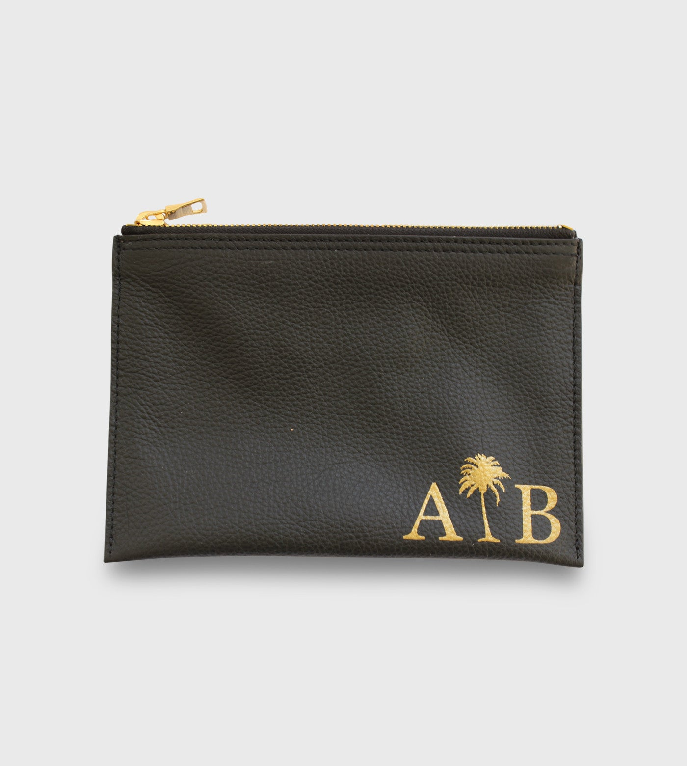 DTLAcustom Small Pouch / Lettering + Symbol