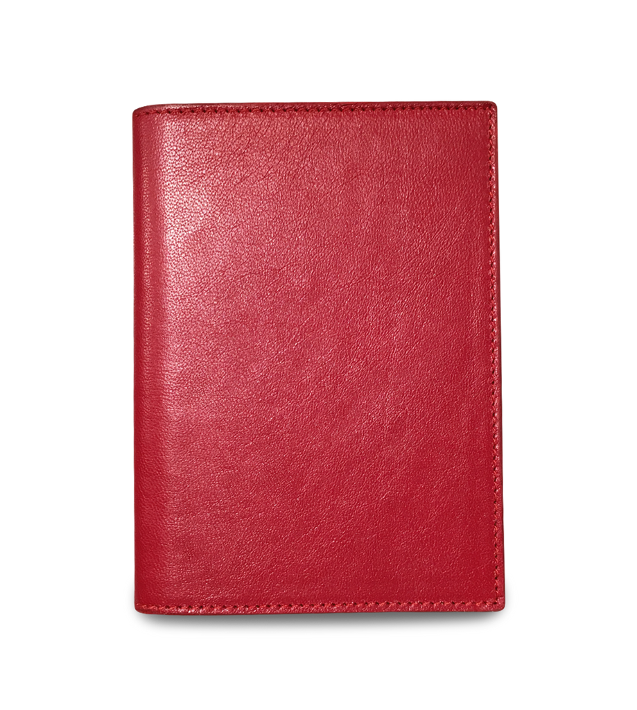 DTLAcustom Passport Case / Santorini Red