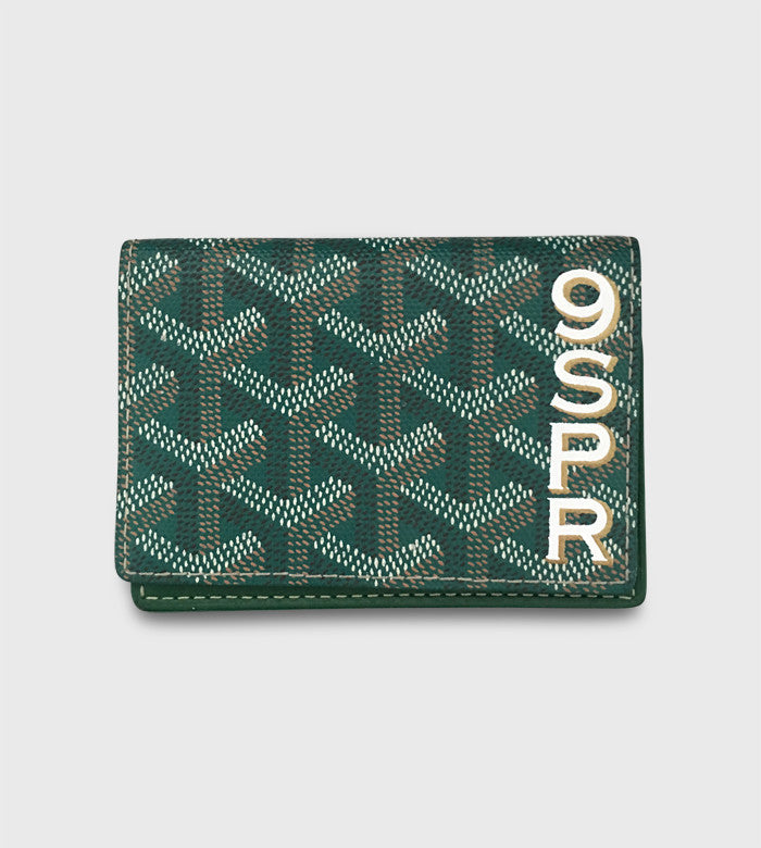 Goyard Card Case / Custom Art