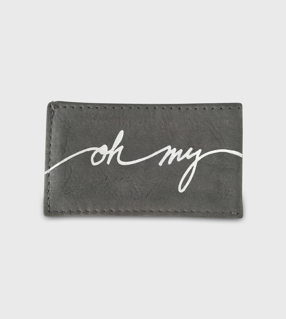 "Hammitt Card Case - ""oh my"""
