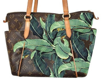 LOUIS VUITTON TOTALLY PM - CUSTOM ART