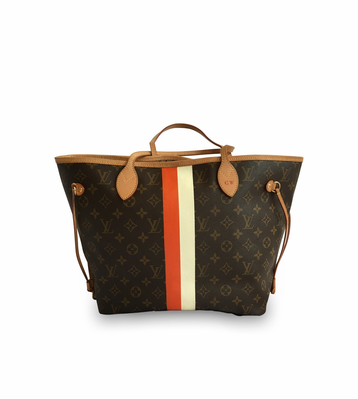 Louis Vuitton NeverFull / Stripes
