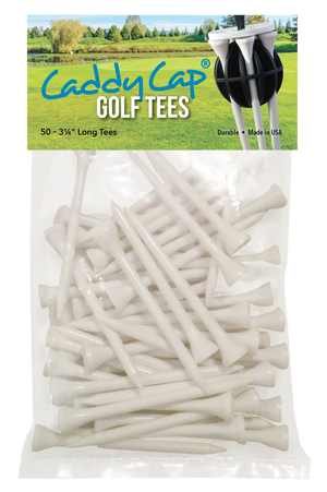 CaddyCap Golf Tees