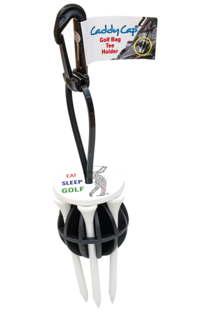 CaddyCap - Eat Sleep Golf - Golfing Gifts