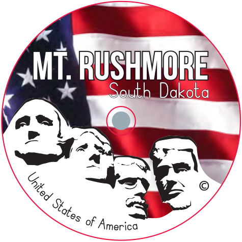 CaddyCap - Mt. Rushmore Golf Bag Accessories