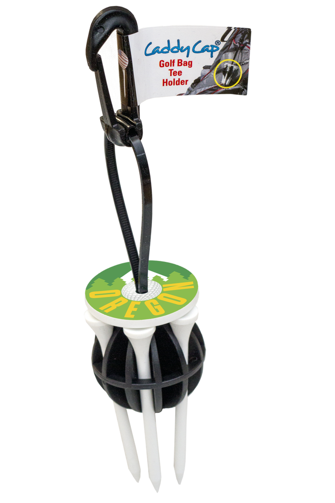 CaddyCap - Oregon Golf Tee Holder
