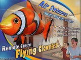 Remote Controlled Air Flying Fish, RC Model Swims In The Air. Great Office Gift
