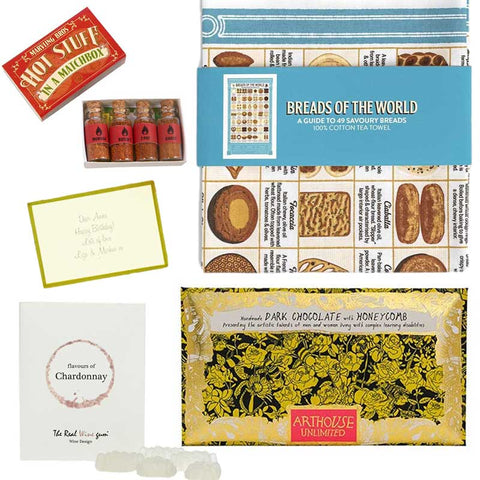 FOOD & DRINK GIFT BOXES