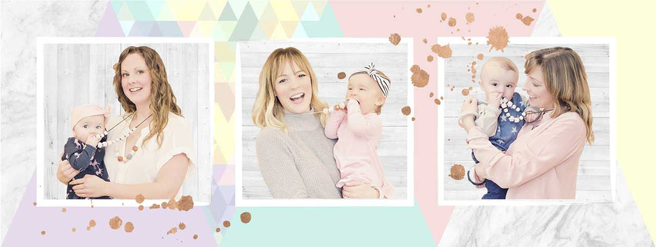 Mama and Belle teething products