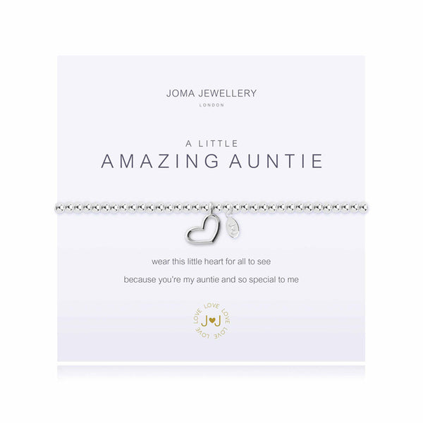 Joma Jewellery a little Amazing Auntie Bracelet