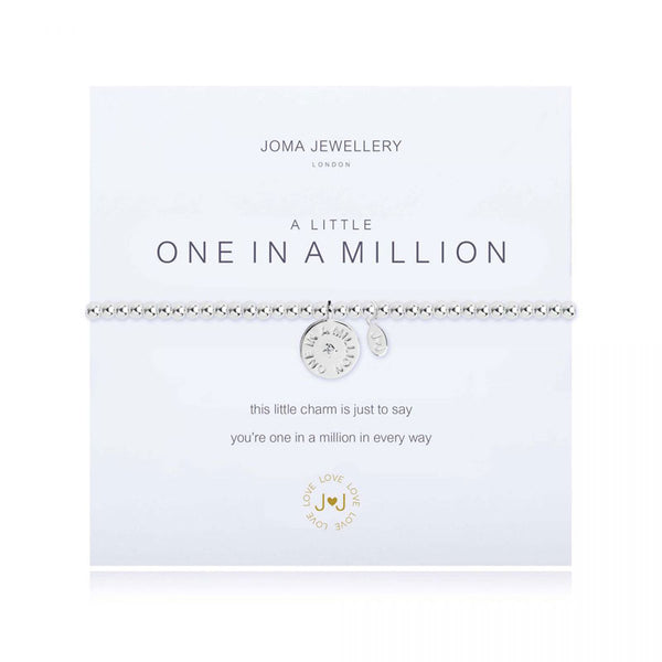 Joma Jewellery a little One in a Million Bracelet