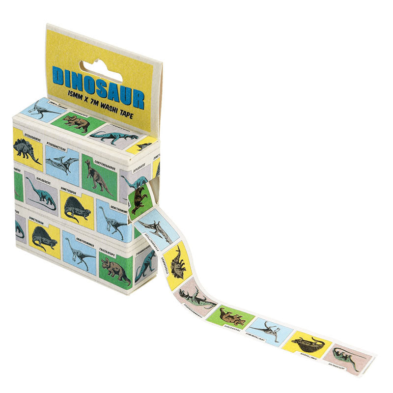 Rex London Dinosaur Washi Tape