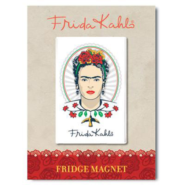 Customworks Frida Kahlo Head Magnet