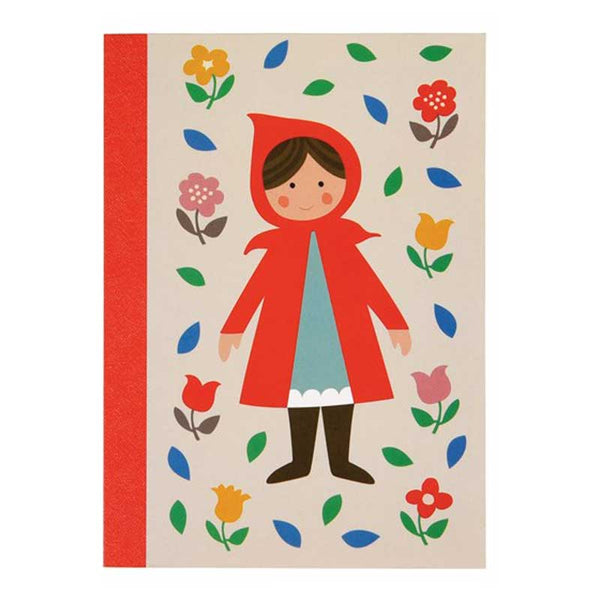 Rex London Red Riding Hood Notebook