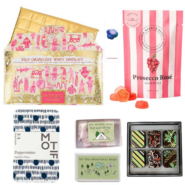 Postboxed Gift Boxes Sweet Treats Gift Box