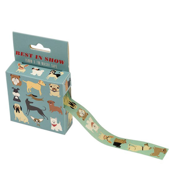 Rex London Best In Show Washi Tape