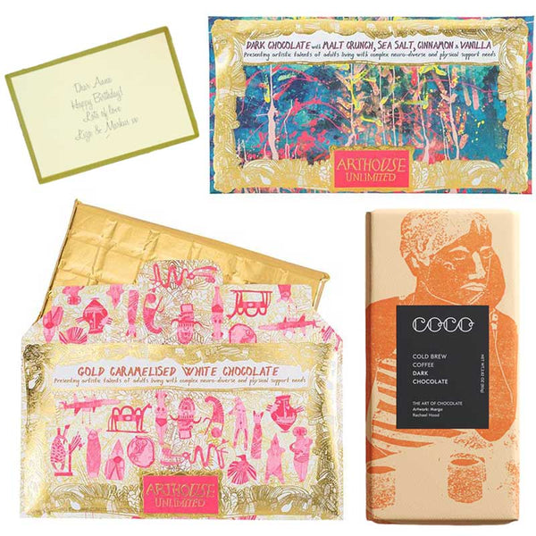 Postboxed Gift Boxes Try Something New Chocolate Box