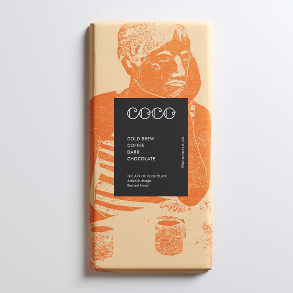 Coco Chocolatier Cold Brew Coffee Chocolate